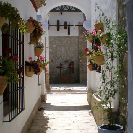 Hacienda Minerva Exterior