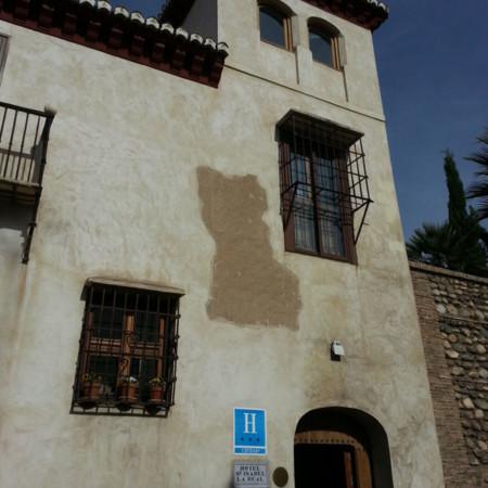 Hotel Santa Isabel La Real, Granada