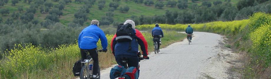 Uitrusting en informatie wandel- en fietsreizen