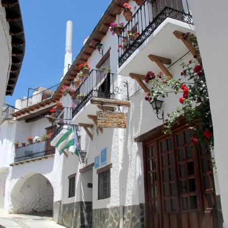 Trevelez, Hotel La Fragua