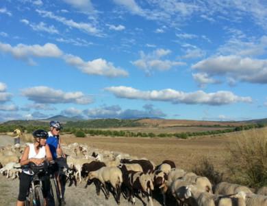 Fietsen van Granada naar Ronda via de Route van de Almoraviden