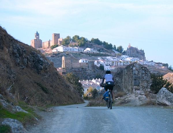 235 Almoravides Bici Antequera Llegada Viajeros