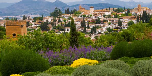 Stedentrip Granada; cultuur, wandelen, fietsen