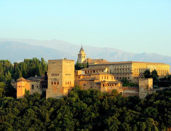 Alhambra Palacio Granada 26
