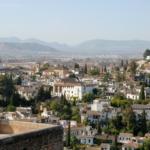 Aankomst Granada