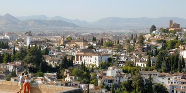 Wandeling in Granada: Albayzin, Sacromonte en het Alhambra bos