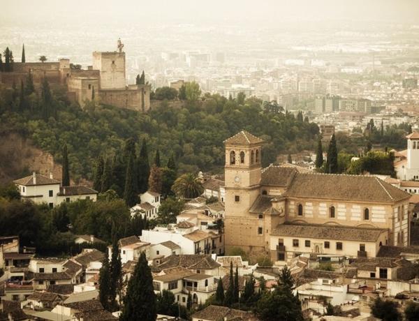 Granada Alhambra Albaycin