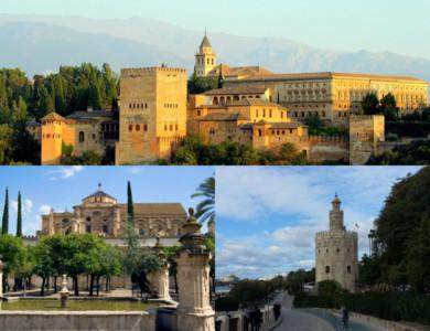 De Gouden Driehoek: Fietstocht tussen Granada, Córdoba en Sevilla